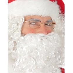 Paire de Lunettes de Père Noël adulte ACCESSOIRE DEGUISEMENT NOEL NEUF