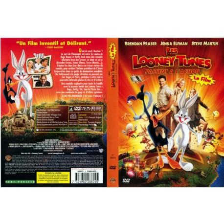 Détails sur dvd Les Looney Tunes passent à l'action Dante Joe