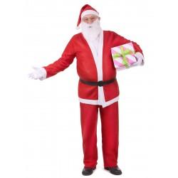 Déguisement 5 pièces Père Noël adulte taille unique DEGUISEMENT NOEL NEUF