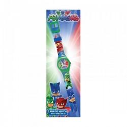 Montre analogique pour enfants PJ Masks idée cadeau anniversaire NOEL neuve
