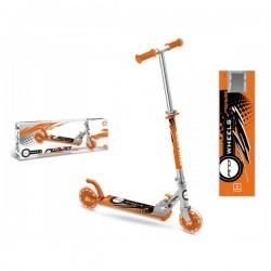Trottinette 2 roues pliable métal 2 roues Pro Weels idée cadeau noel neuf