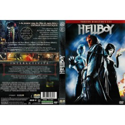 DVD HELLBOY VERSION DIRECTOR'S CUT Classification : Science Fiction collection occasion