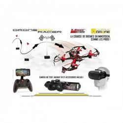 Drone Pro Racer avec caméra et masque VR Mondo idée cadeau anniversaire NOËL neuf