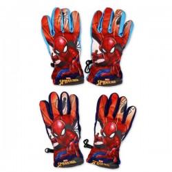Gants de ski Spiderman licence Marvel ENFANT GARCON HIVER NEIGE NEUF