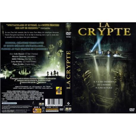 DVD La Crypte Bruce Hunt - Collector
