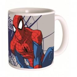 Mug Spider-man en céramique ENFANT CADEAU REPAS NEUF