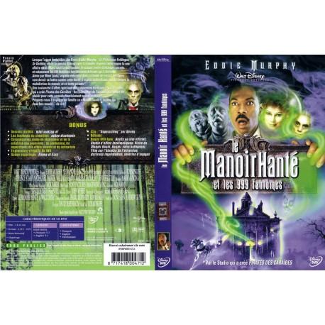 DVD zone 2 LE MANOIR HANTE ET LES 999 FANTOMES