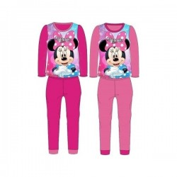 Ensemble pyjama polaire Minnie fille du 3 au 8 ans FILLE VETEMENT LICENCE OFFICIELLE DISNEY NEUF