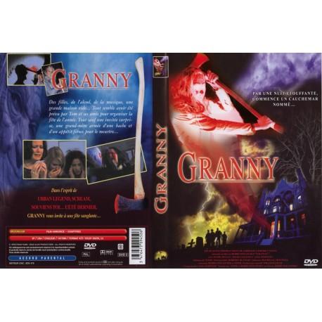 DVD zone 2 GRANNY