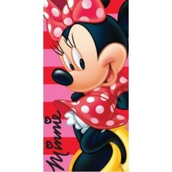 Drap de plage Microfibre Minnie Disney 68 x 137 cm idée cadeau noel neuf