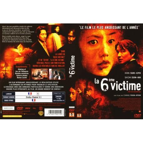 DVD zone 2 La 6 Ème Victime Youn-Hyun, Chang