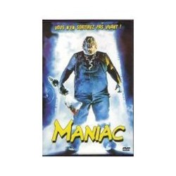DVD zone 2 Maniac Classification : Horreur - Policier / Coyaire, Boris collection occasion