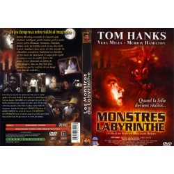 DVD zone 2 LES MONSTRES DU LABYRINTHE Classification : Drame collection occasion