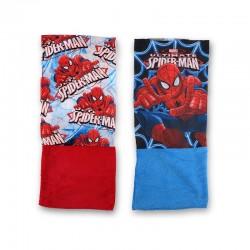 Lot de 2 Caches Cou Spiderman marvel 03 MODE ENFANT HIVER LICENCE OFFICIELLE NEUF