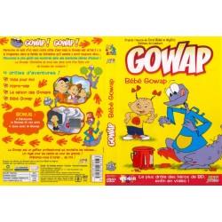 DVD zone 2 dessin animés enfant Gowap - Bébé Gowap - Neuf - Sous blister
