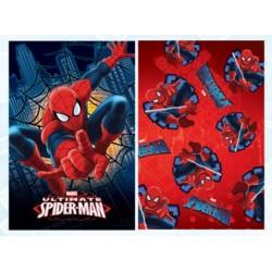 Lot de 2 Caches Cou Spiderman marvel 04 MODE ENFANT HIVER LICENCE OFFICIELLE NEUF
