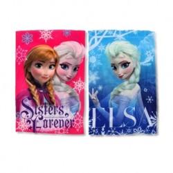 Lot de 2 Caches Cou d'été la Reine des neiges Frozen Disney fille MODE ENFANT LICENCE OFFICIELLE NEUF