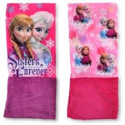 Lot de 2 Caches Cou la Reine des neiges Frozen Disney 04 fille MODE ENFANT HIVER LICENCE OFFICIELLE NEUF
