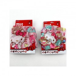 Lot de 2 Caches Cou Hello kitty 02 fille MODE ENFANT HIVER LICENCE OFFICIELLE NEUF
