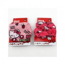 Lot de 2 Caches Cou Hello kitty 03 fille MODE ENFANT HIVER LICENCE OFFICIELLE NEUF