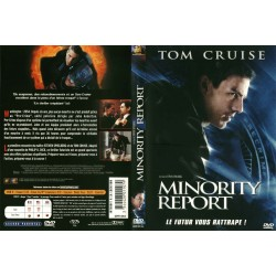 DVD zone 2 Minority Report: Le Futur Vous Rattrape!