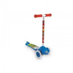 Twist & Roll PAT PATROUILLE Paw Patrol trottinette 3 roues jouet Plein air neuf