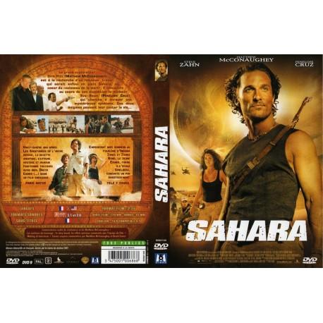 DVD zone 2 SAHARA COFFRET COLLECTOR