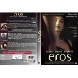 DVD zone 2 Eros Classification : Drame Michelangelo Antonioni collection occasion