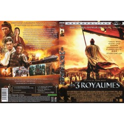 DVD zone 2 LES 3 ROYAUMES COFFRET COLLECTOR