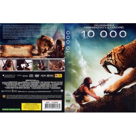 DVD - 10 000 - COFFRET COLLECTOR