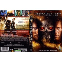 DVD zone 2 Terminator Renaissance Mcg Classification : Science Fiction coffret collector collection occasion