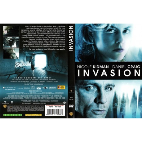 DVD zone 2 INVASION
