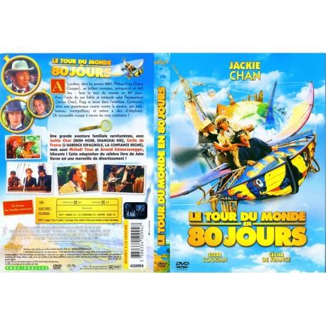 DVD zone 2 LE TOUR DU MONDE EN 80 JOURS