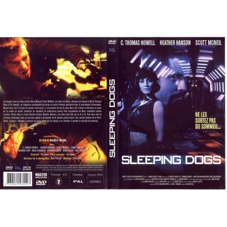 DVD zone 2 sleeping dogs