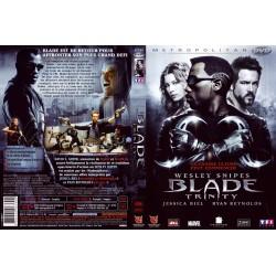 DVD zone 2 BLADE TRINITY
