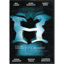 DVD zone 2 H - Saison 1 - Vol. 1 - Edition Kiosque