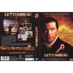 DVD zone 2 Le Tombeau -Jonas Mccord Antonio Banderas