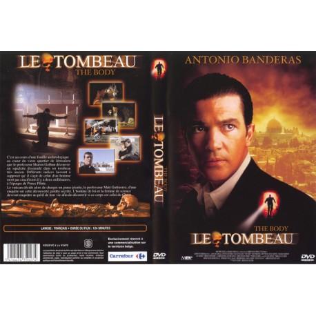 DVD zone 2 Le Tombeau -Jonas Mccord