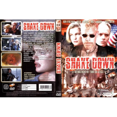 DVD zone 2 - Shake Down Katkin, Brian