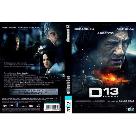 DVD zone 2 D13 - Diamant 13 - collector
