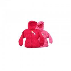 Parka manteau hiver neige Hello Kitty du 2 au 6 ans rose fille v02 ENFANT VETEMENT NEUF