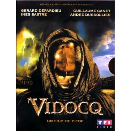 DVD zone 2 DVD Vidocq - Edition Collector depardieu