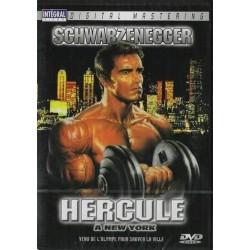 DVD zone 2 Hercule À New York Seidelman Arthur A