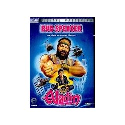 DVD zone 2 Aladin Bruno Corbucci bud spencer