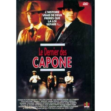 DVD zone 2 Le Dernier Des Capone John Gray