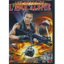 DVD zone 2 Les Héros De L'apocalypse Classification : Guerre Antonio Margheriti collection occasion