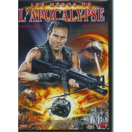 DVD zone 2 Les Héros De L'apocalypse Antonio Margheriti