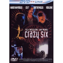 DVD zone 2 Crazy Six Albert Pyun