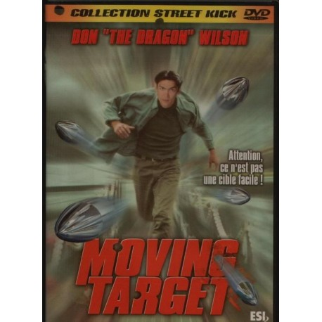 DVD zone 2 Moving Target Paul Ziller