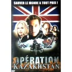 DVD zone 2 Opération Kazakhstan Classification : Guerre Mark Roper collection occasion